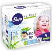 Sleepy Naturel Külot Bebek Bezi 5 Numara Junıor 24 Adet