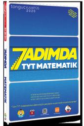 Tonguç Akademi Tonguç Kampüs 7 Adımda Tyt Matematik Soru Bankası
