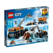 Lego City Arctic Expedition Kutup Mobil Keşif Üssü...