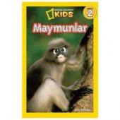 Maymunlar Natıonal Kids
