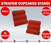 Strafor Sepeti Strafor Cupcakes Standı 15 Cm X 15 Cm X 15 Cm 2 Adet, Strafor Dekor, Strafor Parti, Strafor Doğum Günü