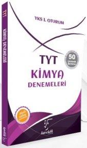 Karekök Yayınları Tyt Kimya 50 Deneme Sınavı