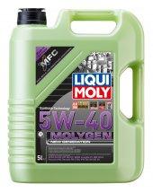 Liqui Moly Molygen 5w40 Yüksek Perf. Yeşil Motor Yağı 5 Lt. 8536