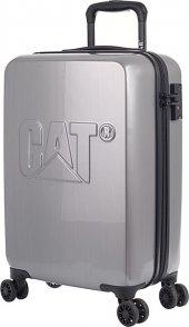 Cat 83549 Abs Büyük Boy Valiz Gümüş