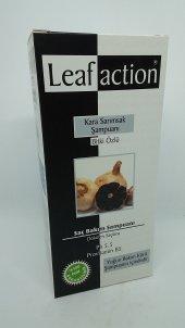 Leafaction Kara Sarımsak Şampuanı