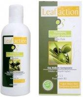 Leafaction Ozonlanmış Zeytinyağı Şampuanı