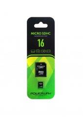 Powerway 16 Gb Ultra Micro Sd Adaptörlü Hafıza Kar...