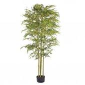 Euro Flora Yapay Bambu Ağacı Uzun 210 Cm