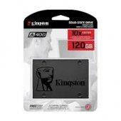 Kingston A400 Ssdnow 120gb 500mb 320mb S Sata3 2.5...
