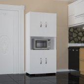 Rüçhan Mikrodalga Midi Mini Fırın Banyo Mutfak Kit...