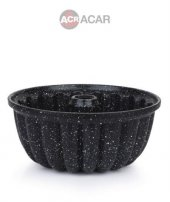 Acar Cast Black&white Line Kek Kalıbı