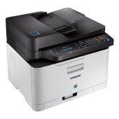 Samsung Sl C480fw Renkli Lazer Yazıcı Tarayıcı Fotokopi Fax