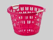 çamaşır Sepeti Yuvarlak Lüks E292