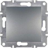 Schneider Electric Asfora Plus Anahtar Çelik