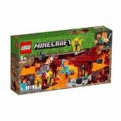 Lmn21154 Minecraft Alaz Köprüsü Minecraft 372 Pcs +7 Yaş Lego