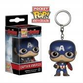 Funko Pop Anahtarlık Captain America