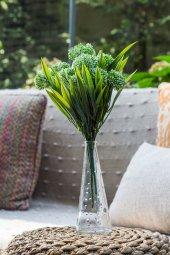 Allium Yeşil Yapay Çiçek