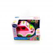 Rengerank Pilli Bebek Oyuncak Araba