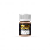 Vallejo Pıgments 35ml 73.102 Lıght Yellow Ochre