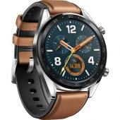 Huawei Watch Gt Classic Akıllı Saat Kahverengi Hua...