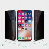 Iphone 6 6s Plus 7 8 Plus X Xs Max Tam Kaplayan Gizli Hayalet Cam