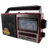 Everton Rt 41u Usb Sd Fm Sw3 Radyo