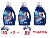 Bingo Kons Sıvı Renkli Beyaz Çamaşır Deterjanı 2145ml 33 Yıkamax3