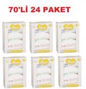 Bebek Islak Havlu Mendil Kapaklı Sleepy Sensıtıve 24 Paket 70li