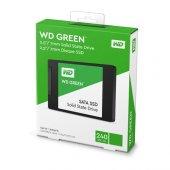Wd Green 240 Gb 2 5& 039 & 039 Sata3 Ssd 545mb S 3dnand (Wds240g2g0a) Hdd Harddisk