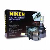Niken H7 Led Xenon Ampul Set Evo Yeni Seri 4000 Lü...