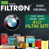 Bmw 3.20 D Filtron Filtre Bakım Seti (E90 2006 201...