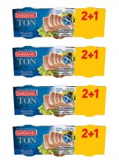 Dardanel Ton Balığı 160 Gr (3 Lü Paket) X 4 Adet...