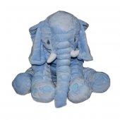 6987 T Uyku Arkadaşım Jumbo Fil Mavi
