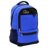Cambrıdge Polo Sırt Cantası Plcan1744 Mavi