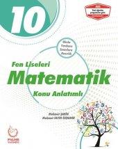Palme 10.sınıf Fen Liseleri Matematik Konu Kitabı...