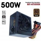Power Boost Bst Atx500b 500w 80+ Bronze 12cm Psu