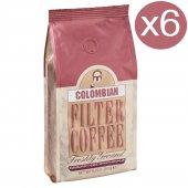 Mehmet Efendi Colombian Filtre Kahve 250gr X 6...