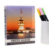 10x15cm 36lık Mini Desenli Fotoğraf Albümü
