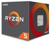 Amd Ryzen 5 2600 3 4ghz 16mb Am4 (65w)