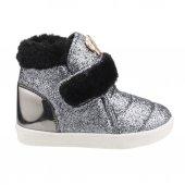 Sanbe 112p203 Kışlık Cırtlı Kız Çocuk Bot Ayakkabı...