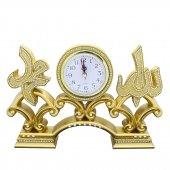 Sarı Ayetli Masa Saati