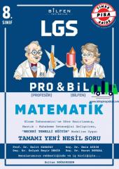 Bilfen Yayınları 8. Sınıf Lgs Matematik Probil Soru Bankası