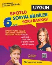 Sadık Uygun 6.sınıf Sosyal Bilgiler Spotlu Soru Bankası * Yeni