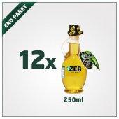Zer Riviera Zeytinyağı 250 Ml X 12 Kulplu Cam