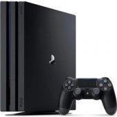 Sony Ps4 Pro 1tb Oyun Konsolu Türkçe Menü (Cuh-7218b B01)