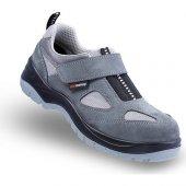 Mekap 157 Süet Çelik Burunlu İş Ayakkabısı 43 Numara